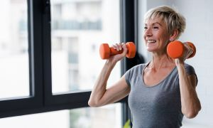 4 Reasons to Strength Train as You Age