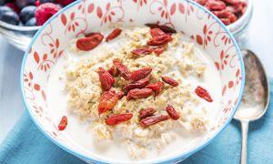 Oatmeal... It's What's For Breakfast