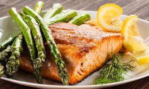 How Fish and Veggies Fight 5 Cancers