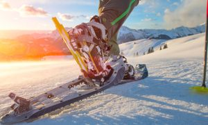 Winter Fitness Alternative for Walkers and Runners