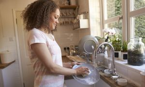 Hand-Wash Dishes For Your Immune System