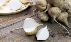 Eat High-Fiber Foods, Like Jicama, for Appetite Control