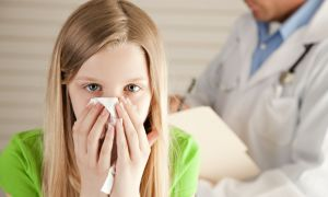 Say No to Codeine for Kids' Colds