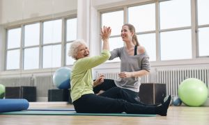 Increase Your Fitness, Reduce Your Risk for Serious Diseases
