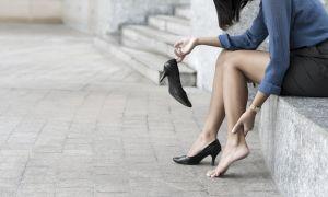 Worst Case Scenario: I Wear High Heels Every Day