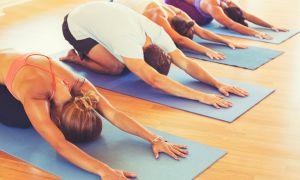 8 yoga moves for a happier mood  yoga  sharecare
