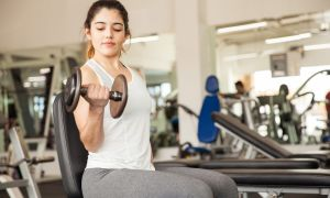 6 Reasons Why Women Should Weight Train