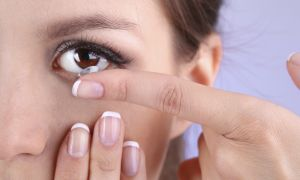 Are Your Contact Lenses Swimming in Bacteria?