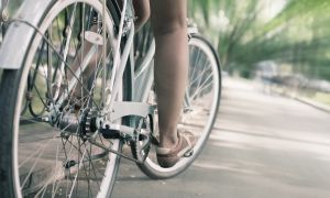 Bike Accidents are Up for Adults, Down for Kids