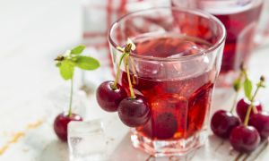 Sleep Like a Baby with Tart Cherry Juice