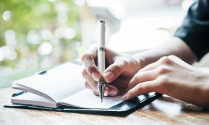 How Caretakers Can Manage Stress with Journal Writing