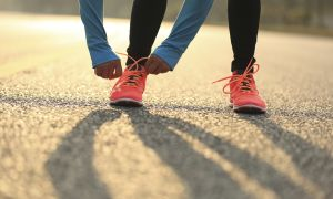 The Five-Minute Walking Miracle