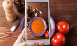 Try the Camera-Phone Diet