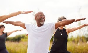 Increase Flexibility for a Healthy Heart