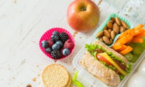 Healthy Snacks for Kids Mean Healthy-Hearted Adults