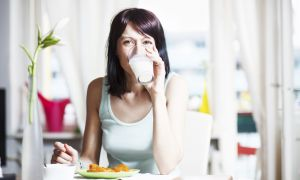 Drink Milk at Breakfast and You Will Eat Less Later