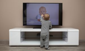 Child Safety: Head Injury From Toppling TVs