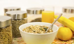 Put Flaxseeds in Your Cereal for Healthy Blood Pressure