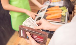 Eating Healthy on a Budget—Pay Cash