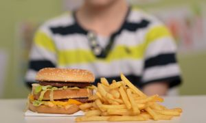 Fast Foods May Impair Children's School Performance