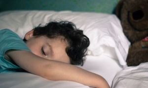 How Sleep Protects Your Child From Obesity