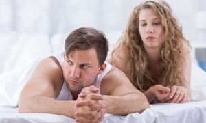 Erectile Dysfunction May Predict Heart Problems