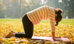 Earning Sweat Equity During Pregnancy