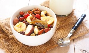 Munch On Healthy Proteins For Energy All Day
