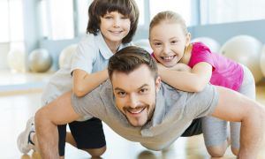 How Dads May Increase Their Kids' Health Risks