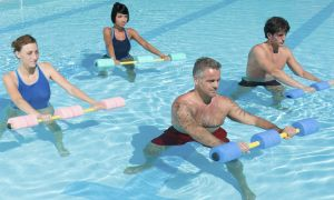 Water Aerobics for Better Knee Cartilage