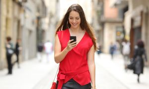 Dangers of Distracted Walking