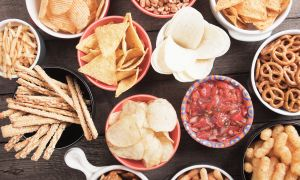Perpetual Munchies? May be Due to Typical American Diet