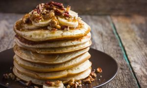 Tasty Gingerbread Pancakes Recipe