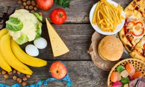 Food for Fuel: Cutting Out Empty Calories