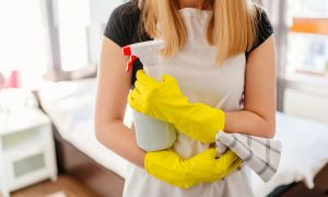 Is This Household Cleaner Increasing Your Risk of Asthma?