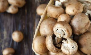 How to Cut Calories: Add Fresh Mushrooms