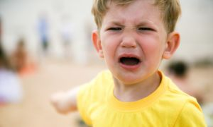 Help, My Kid Won't Stop Crying! How to Solve Temper Tantrums Now