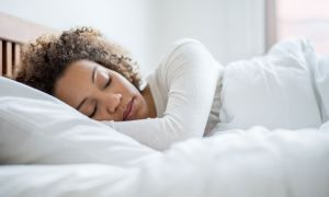 Best Way to Lose Belly Fat: Sleep More