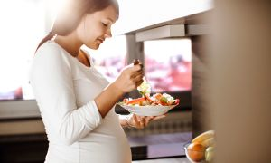 What You Eat During Pregnancy Influences Your Child's Food Choices Later in Life