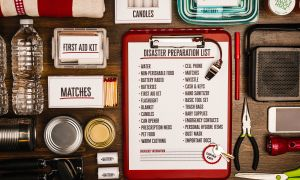 Emergency Kit Essentials That Aren't Food and Water