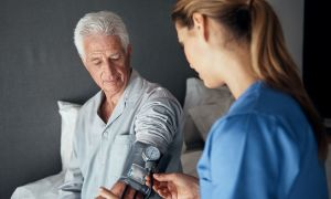 Caregiver Corner: At-Home Healthcare Providers for Lung Cancer