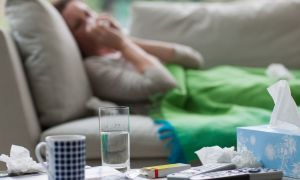 How to Stay Healthy in a House Full of Sick People