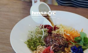 The Insider's Guide to Healthy Hawaii: Delicious Soy Ginger Salad Dressing