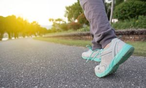 Pick Up the Pace to Walk Off Heart Disease
