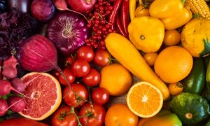 Eating More Fruits and Veggies Can Help You Breathe Easier