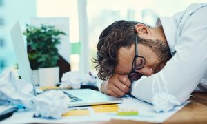 Don't Let Work Stress Take a Toll on Your Body