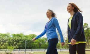 Health Experts Urge Americans to Move More, Sit Less