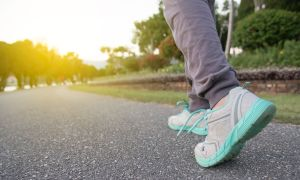 Walk More to Live Longer and Healthier
