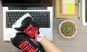 How to Stay Active in the Office