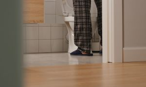 How can I prevent a urine odor if I have urinary incontinence
